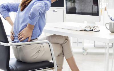 Tips for Your Office Space to Relieve Back and Neck Pain